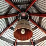 Szkotowy medalu dach z Teksas lampą Zdjęcie Stock