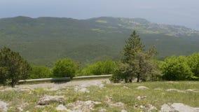 Szlakowe krajobrazowe panoramiczne drewniane drzewo góry zbiory