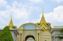 Szmaragdowa Buddha świątynia Fotografia Stock