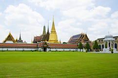 Szmaragdowa Buddha świątynia Zdjęcie Stock