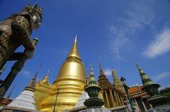 Szmaragdowa Buddha świątynia Fotografia Royalty Free
