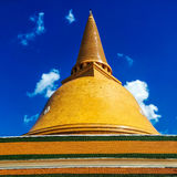 Szmaragdowa świątynia w Thailand Zdjęcie Royalty Free