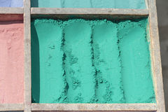 Szmaragdowi pigmenty blisko Kathmandu, Nepal Obraz Stock