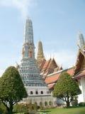 Szmaragdowy Buddha Obrazy Stock