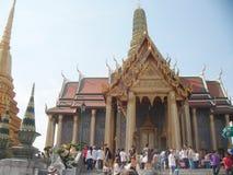 Szmaragdowy Buddha Zdjęcia Royalty Free