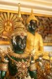 Szmaragdowy Buddha Zdjęcie Royalty Free