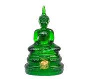 Szmaragdowy Buddha wizerunek Obraz Royalty Free