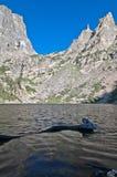 Szmaragdowy Jezioro Zdjęcie Stock