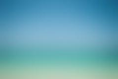 Szmaragdowy kolor wody morskiej tło Obraz Royalty Free
