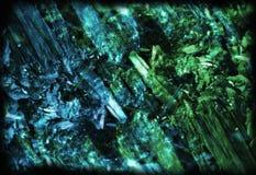 Szmaragdu tła Nawierzchniowa tekstura Fotografia Stock