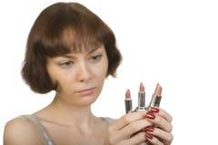 szminka wyborowa Fotografia Stock