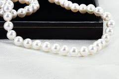 Sznurek perły Fotografia Stock