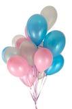 sznurki balonów Zdjęcie Royalty Free
