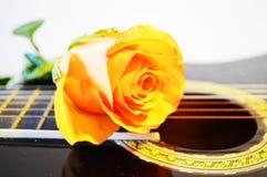 Sznurki i róże, symbole obrazy stock
