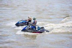 szoka Jetski Pro wycieczka turysyczna 2014 Tajlandia Internationa Fotografia Royalty Free