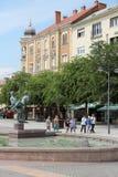 Szombathely,匈牙利 免版税库存照片