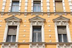 Szombathely, Hongarije stock afbeelding