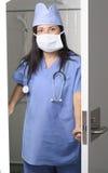 szorować chirurga. Fotografia Stock