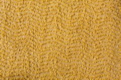 Szorstka żółta pusta tekstura zdjęcia royalty free