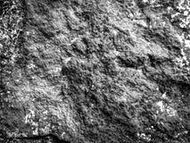 Szorstka czerń kamienia tekstura dla tła zdjęcie royalty free