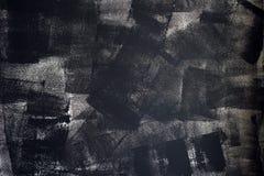 Szorstka grunge tekstura nierówni farb uderzenia Obraz Stock