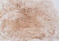 Szorstka kawowa tekstura Zdjęcie Stock