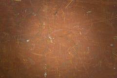 Szorstka pomarańczowa tekstura, tło Pomarańczowa porysowana tapeta, powierzchnia tła projekta ilustracyjna winieta twój Zdjęcie Royalty Free
