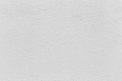 Szorstka textured biel ściana dla tła fotografia stock