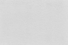 Szorstka textured biel ściana dla tła Zdjęcie Stock