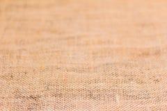 Szorstka tkaniny tkanina Obrazy Stock