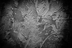 Szorstki ciemnego czerni tło obrazy stock