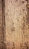 Szorstki, drewniany, krakingowy textured tło, Fotografia Royalty Free