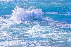 Szorstki morze Zdjęcie Stock
