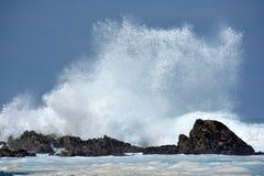 Szorstki morze Obraz Stock