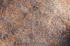 Szorstki skały Lub kamienia tekstury tła Abstrakcjonistyczny szczegół, rocznik Obraz Stock