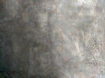 Szorstki Szary betonowej ściany tekstury tło Obraz Stock