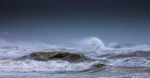 szorstkie morza Obrazy Royalty Free
