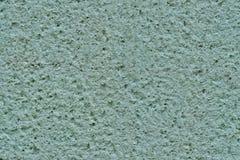 Szorstkiej zieleni ściany fasadowa bezszwowa tekstura obraz stock