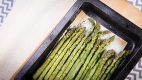 szparagi grillowany Obraz Stock