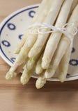 szparagowy biel Obrazy Stock