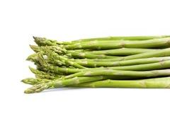 szparagowy tła zieleni biel Obraz Royalty Free