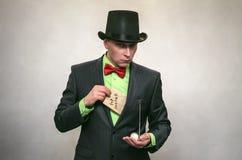 Szpieg Tajna służba Detecive agent Fotografia Royalty Free