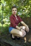 Szpilka Fotografia Stock