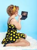 szpilka dziewczyny szpilka Fotografia Stock