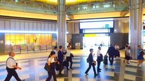 Szpilka strzał Tokio staci Marunouchi wejście zbiory