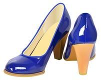 Szpilki buty ilustracji