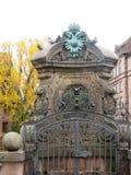Szpital Święty duch w Nuremberg obraz stock