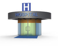 szpital Fotografia Royalty Free