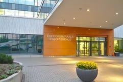 Szpital Espoo obraz stock