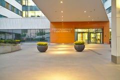 Szpital Espoo fotografia royalty free